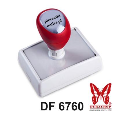 Duże pieczątki DF6760